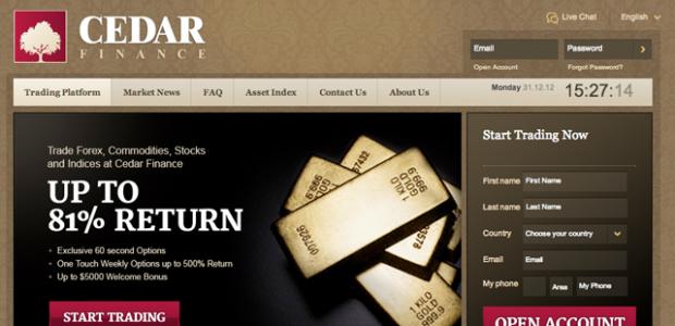 Cedar Finance